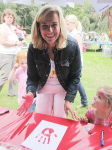 Änne Jacobs,Preisträgerin des Bremer Kinderoskars
