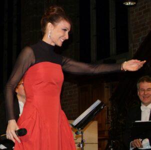 Anna Maria Kaufmann, ein Weltstar