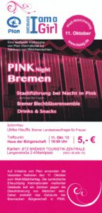 PINK NIGHT in Bremen