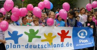 Sponsorenlauf  Bremen, Oberschule Schaumburgerstraße,  Sept.2012