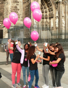 """""""Mädchen-Arbeitskreis""""Köln-Mülheim am Dom"""