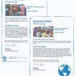 Geschenkzertifikate Ebola