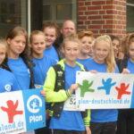 Eine starke Truppe-die C-Mädchen vom ESV