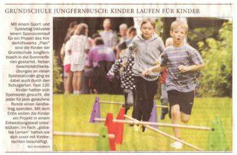 Auch die Nordwestzeitung war dabei. © Nordwestzeitung