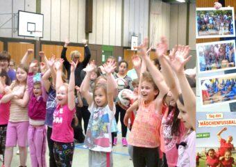 Tag des Mädchenfußballs mit dem ESV Wilhelmshaven und Plan