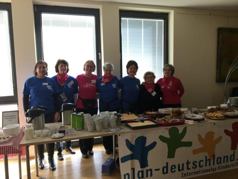 Die AG Potsdam auf dem Fest der Kontinente in Kleinmachnow