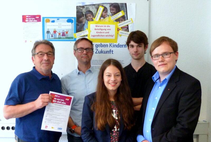 PLAN, DGB und das Jugendparlament Wilhelmshaven