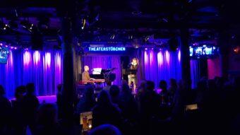 Tabea Henkelmann (Gesang) und Thomas Höhl (Klavier und Gesang)