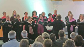 FrauenVocale! eröffnet eindrucksvoll die 1. Spenden-Gala Wilhelmshaven