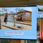 Präsentation Wasser für Ghana