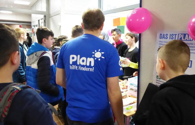 AG Wilhelmshaven Friesland Schule Plan International