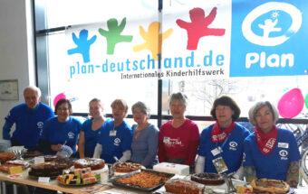 AG Potsdam, Fest der Kontinente, Gruppe, Plan International