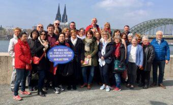 Plan AG Köln Treffen Aktionsgruppen AGs Nordrhein-Westfalen, Girls Get Equal