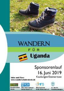Plan International, wandern, laufen, Steinertsee, 2019