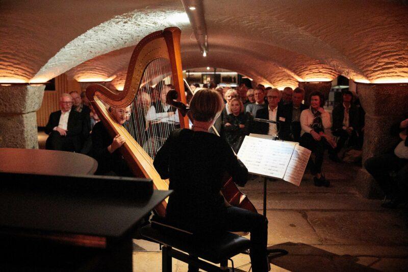 Plan International Benefiz Konzert 2019 Aktionsgruppe AG Hamburger Krypta Kinderhilfswerk