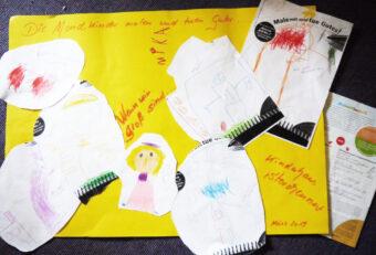 Kinderhaus Storchennest Singen Hegau Weltkindermaltag