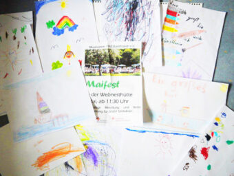 Weltkindermaltag AG Singen Hegau Bilder Plan International
