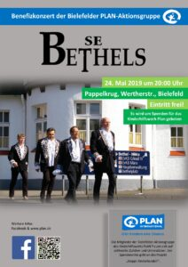 AG Bielefeld Plan International Konzert Se Bethels