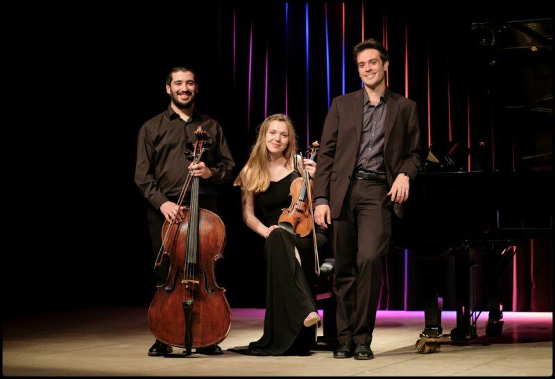Violinistin Judith Stapf Brühl 2019 Trio Orelon Plan International AG Rhein-Erft