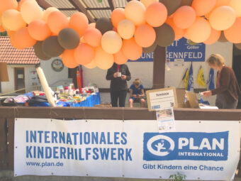 Sennfeld ist bunt 2019 AG Schweinfurt