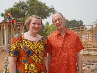 Mitglied der AG Hamburg und Aktionsgruppenkoordinator in Ghana.